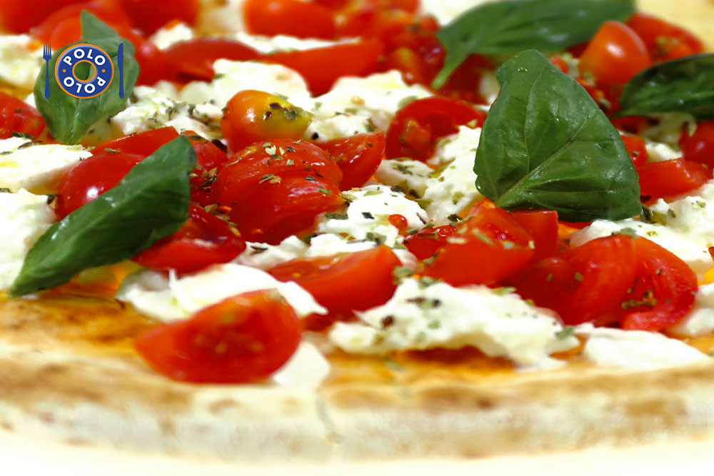 PIZZA CAPRESE POLO